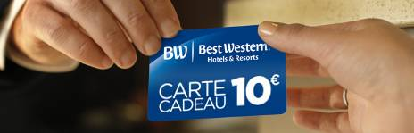 Carte Best Western Rewards